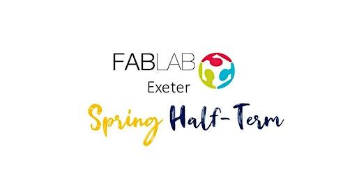 FabLab Exeter - 3D phone or tablet stand design workshop (8-15yrs)