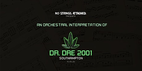 An Orchestral Rendition of Dr. Dre: 2001 - Southampton tickets