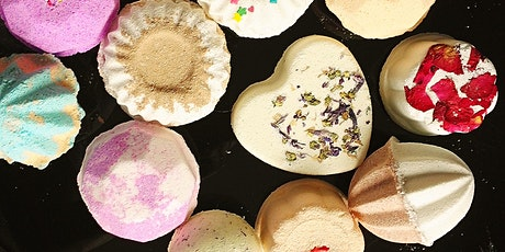 Valentines Bath Bomb Workshop tickets