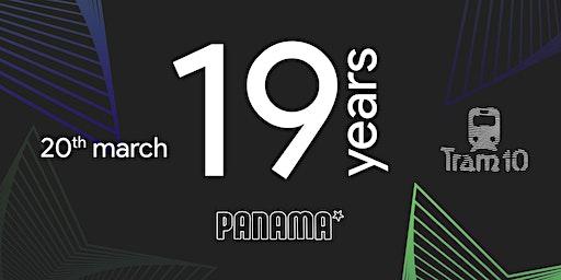 Panama 19 Years Anniversary | Tram 10