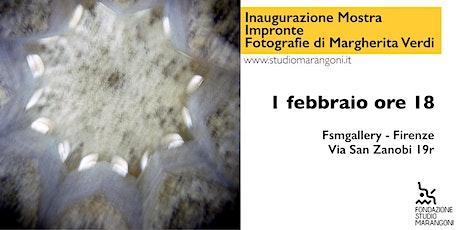 "Inaugurazione Mostra ""Incontri"" di Margherita Verdi biglietti"