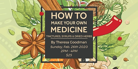 How to make your own Medicine tickets