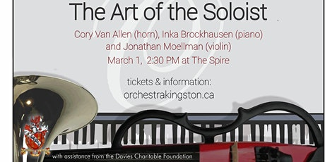 The Art of the Soloist tickets