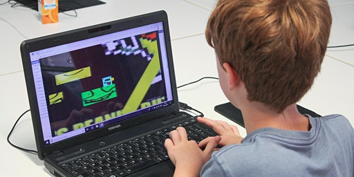 Video  Game Making 7+