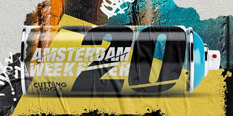 Cutting Edge Amsterdam Weekender tickets