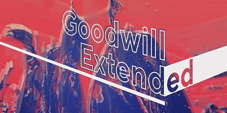 Goodwill Extended 2020 tickets