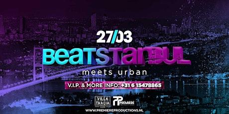 Beatstanbul tickets