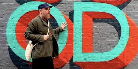 Saturday 29th April Brighton Street Art Tour with REQ tickets