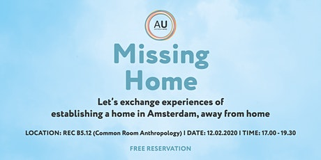 Missing Home tickets