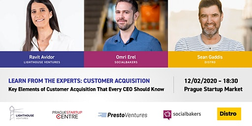 Learn from the Experts: Customer Acquisition