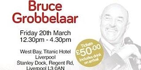 Sporting Lunch with LFC European Cup Winner Bruce Grobbelaar tickets