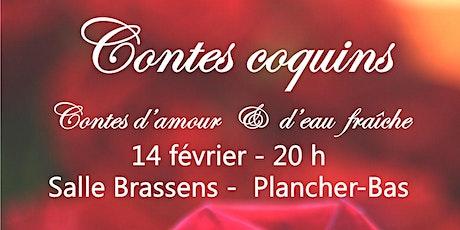 Contes coquins (St Valentin) billets