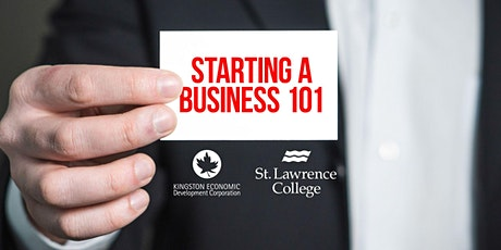 Starting A Business 101 tickets