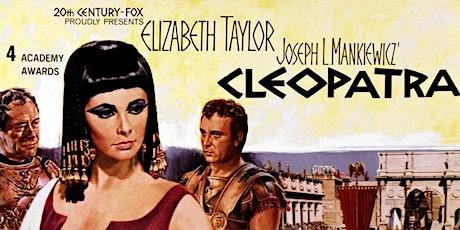 Cleopatra  (Richard Burton Film Festival) tickets