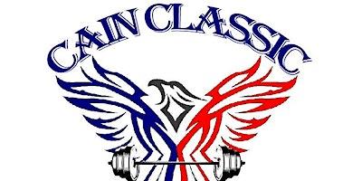 Cain Classic Strongman