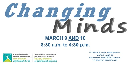 Changing Minds - Sackville tickets