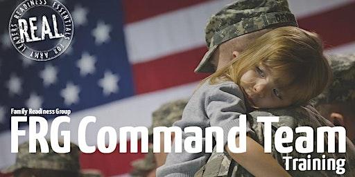 R.E.A.L Command Team SFRG Training