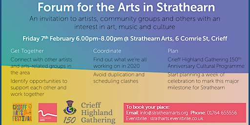 Forum for the Arts in Strathearn