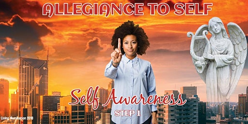 Allegiance to Self-Awakening to: Self Awareness – Queensland!
