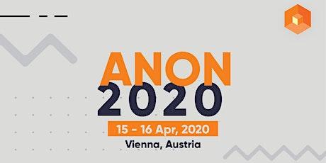 ANON Summit 2020 - Blockchain, AI & IoT Tickets