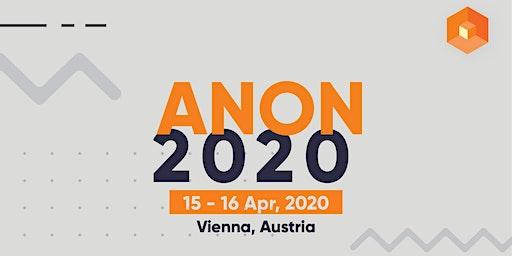 ANON Summit 2020 - Blockchain, AI & IoT