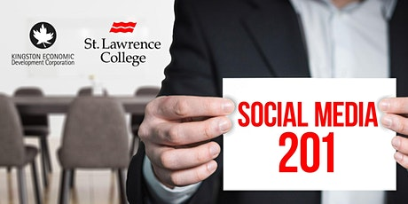 Social Media for Business 201 tickets