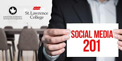 Social Media for Business 201