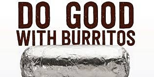 Dine-to-Donate Chipolte