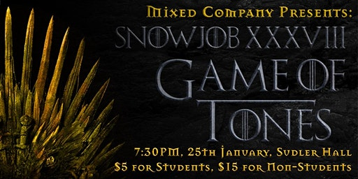 Mixed Company Presents: Snow Job 38