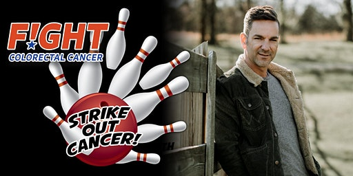 3rd Annual Strike Out Cancer Event Benefitting Fight CRC w/ Craig Campbell