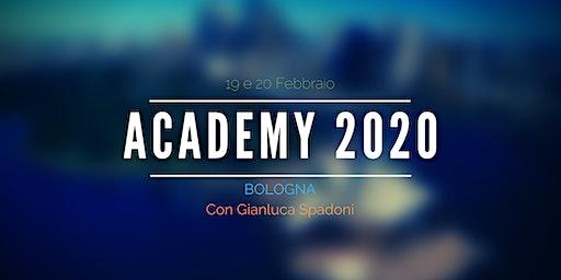 Academy 19 e 20 Febbraio 2020
