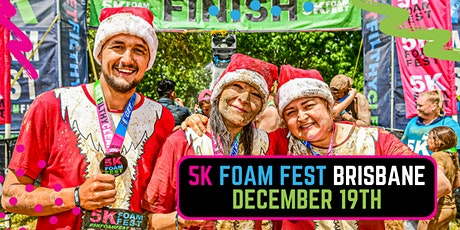 The 5K Foam Fest - Brisbane 2020 tickets