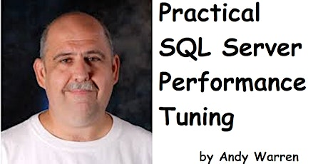 SQL Saturday Tampa Pre Con - Practical SQL Server Performance Tuning tickets