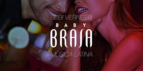 Beibi Viernes @Baby Brasa — Música Latina every Friday in NYC tickets