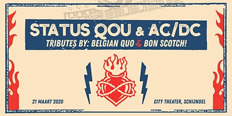 Status Quo & AC/DC Tributes x Schijndel tickets