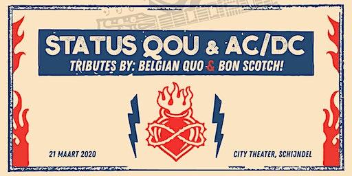 Status Quo & AC/DC Tributes x Schijndel