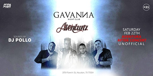 Aventura After Concert Party