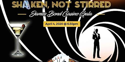 Shaken, not Stirred - James Bond Casino Gala
