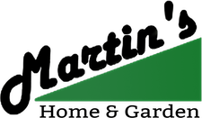 Martin's Home & Garden logo