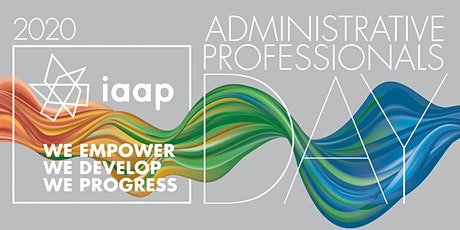"""IAAP Carolinas Region & Carolinas' Branches - """"We Lead Together"""" in honor of Administrative Professionals Day tickets"""