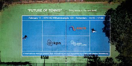 Future of Tennis tickets