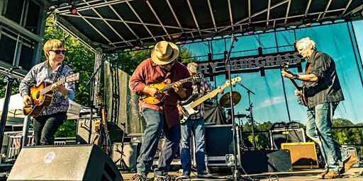 Frank Solivan & Dirty Kitchen with special guest Dirty Blanket