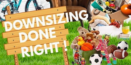 Downsizing Done Right tickets