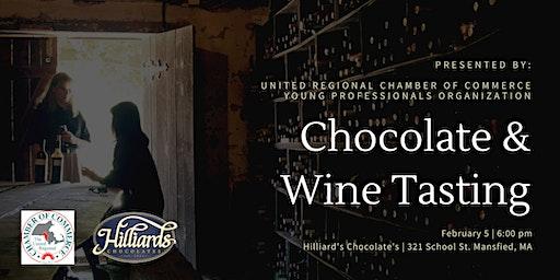 Chocolate & Wine Tasting | Pre-Valentine's Day Event