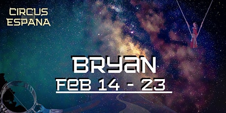 Circus Espana - Bryan tickets