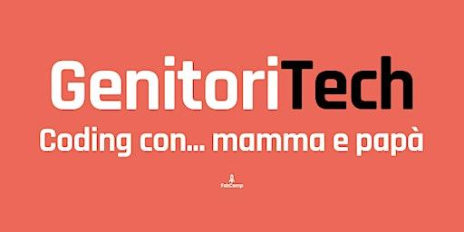 GenitoriTech - Coding con mamma e papà