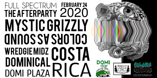 FULL SPECTRUM: THE AFTERPARTY w/ Mystic Grizzly