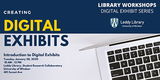 Digital Exhibits Workshop #1: Introduction to Digital Exhibits with Omeka