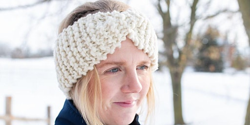 Beginner Headband Knitting Class