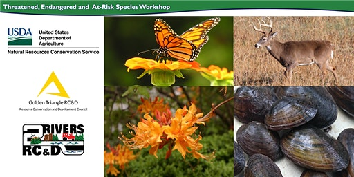 Threatened, Endangered and  At-Risk Species Workshop